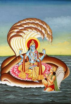 8c773d1ff1d353f29e102133543bfbf4--lord-vishnu-indian-art